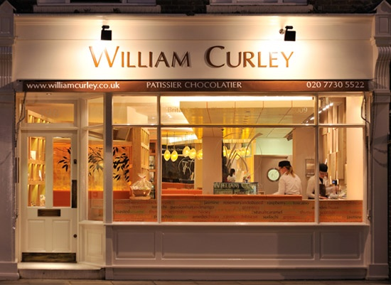 William Curley Chocolates......much more delightful than Maison du Chocolate.
