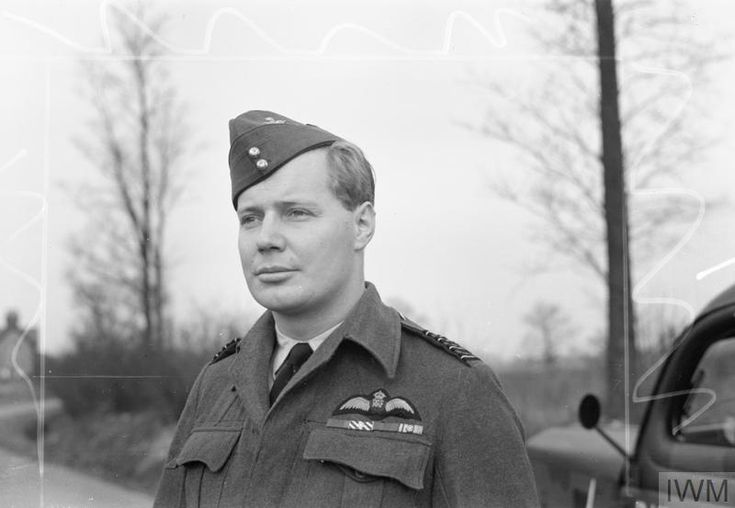 ROYAL AIR FORCE: 2ND TACTICAL AIR FORCE, 1943-1945. Group Captain P G Wykeham-Barnes, while Officer Commanding No. 140 Wing at Hunsdon, Hertfordshire. during a long and varied career as a fighter pilot, Wykeham-Barnes shot down at least 15 enemy aircraft in the Middle East, North Africa and the United Kingdom between 1940 and 1943. He commanded Nos. 73, 257 and 23 Squadrons RAF in 1941-1942 and also became Wing Commander Fighters of the Desert Air Force.