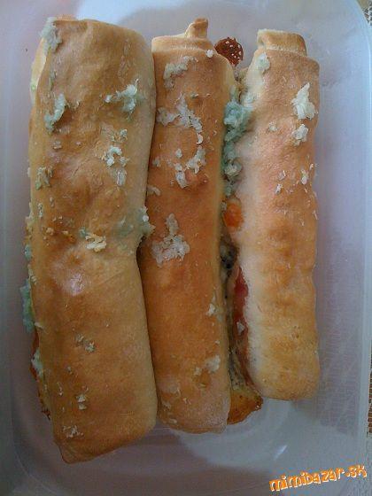 Plnene panini