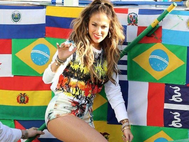 Mondiali 2014: Jennifer Lopez da forfait alla cerimonia di apertura -