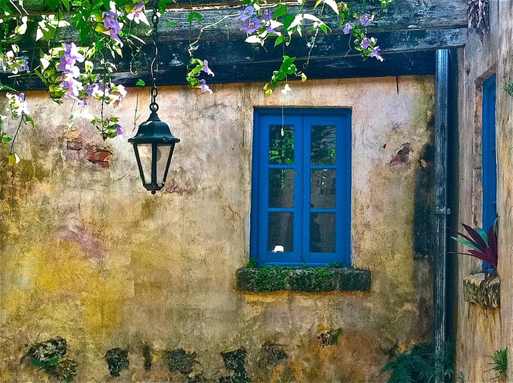 French Window Windows Coral Gables Painting