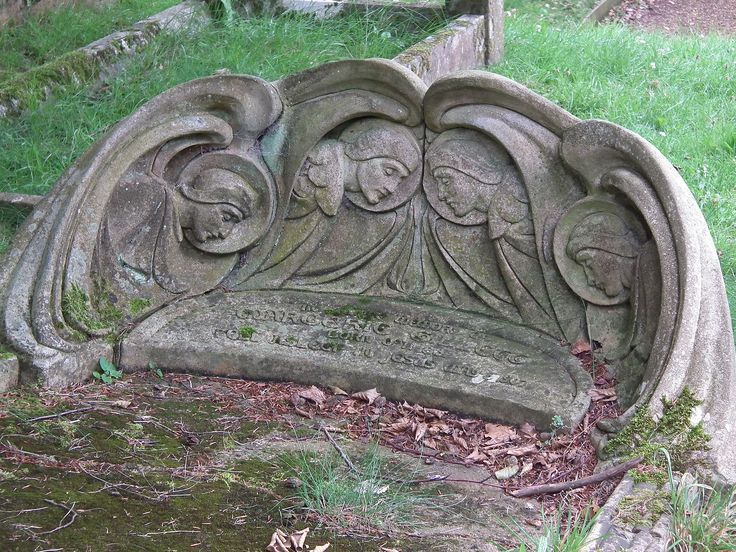 Very unique gravestone. Unknown location