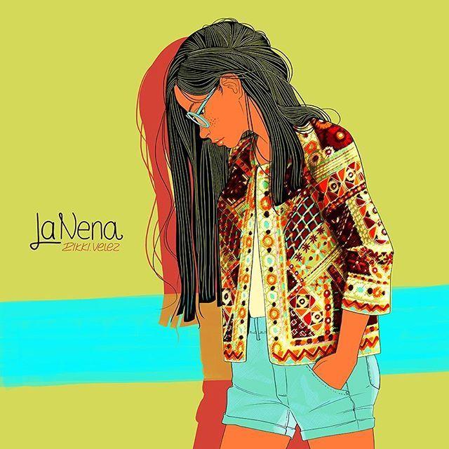 #LaNena boho style