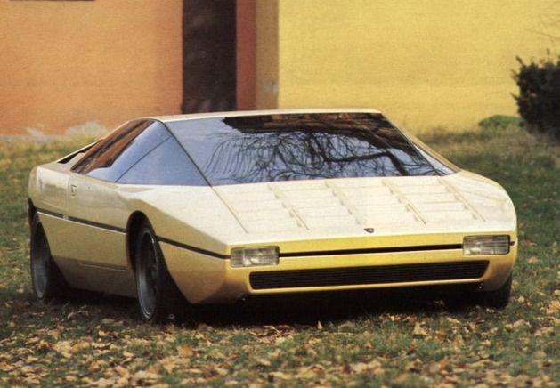 Lamborghini Bravo P114 Concept (Bertone) (1974)