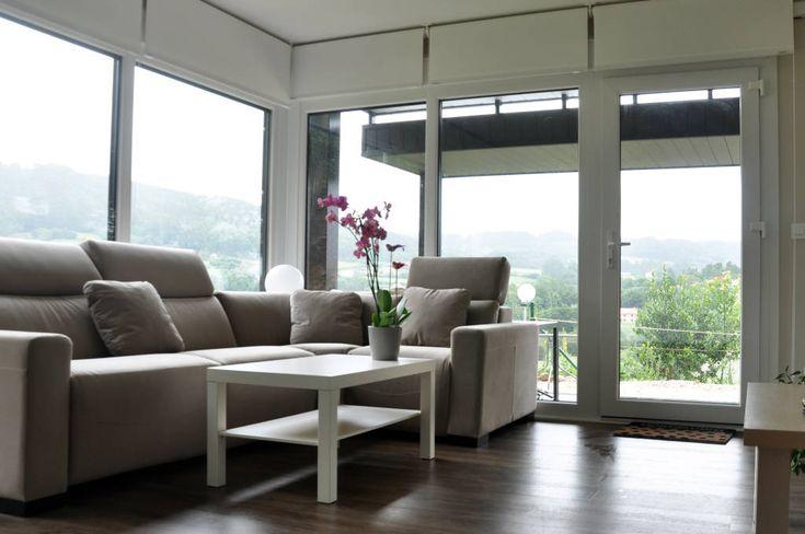 Casa prefabricada Cube  75 m2 - Salón (de Casas Cube)
