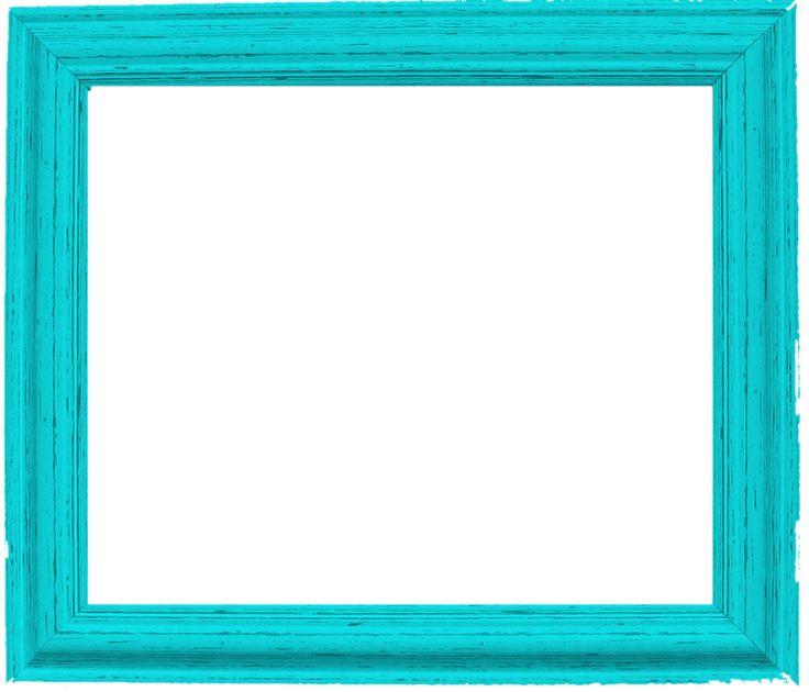 teal frame png tealframepng printable