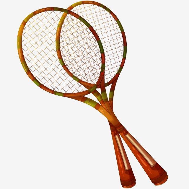 Play Badminton Badminton Racket Illustration Fitness Equipment Fitness Hand Painted Racket Color Badminton Racket Illustration Sports Equipment Png Transpare Badminton Racket Badminton Rackets