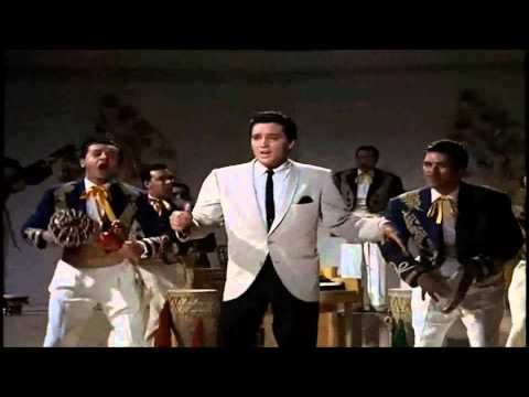 Elvis Presley - A Little Less Conversation (Original Movie Version) - YouTube