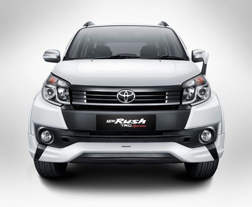 New Rush TRD Sportivo