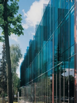 Opus Film Office Building, Romuald Loegler | Lodz | Poland | MIMOA
