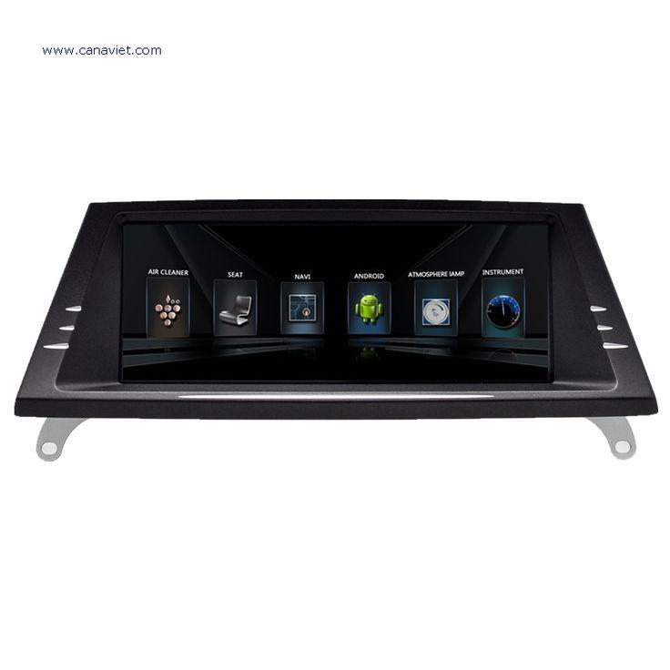 Android Autoradio Headunit Head Unit Stereo Car Multimedia GPS BMW X5 E70 X6 E71 E72