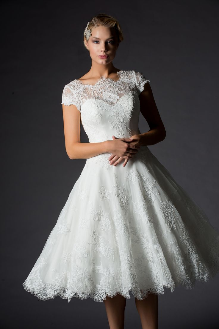 Popular This very flattering A line dress is made in the most exquisite corded lace All our Rita Mae Dresses are available in lengths including long