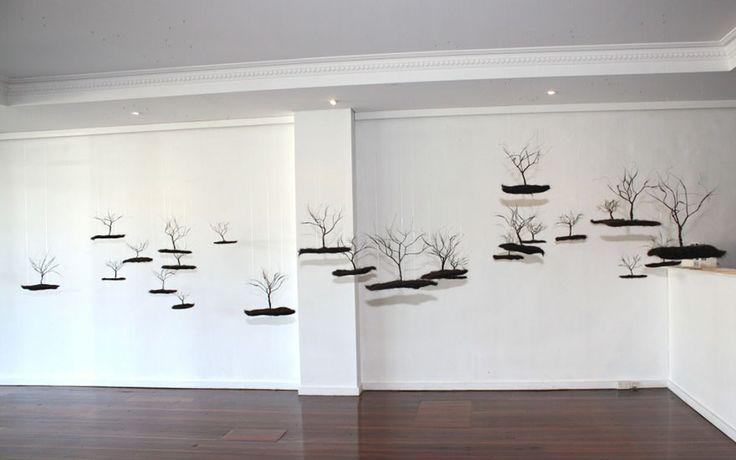 Forest of the inside, 2009 - Melanie Beresford