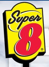 Super 8 Motel 4309 North Tamiami Trail, Sarasota, FL 34234 US Call to Book: 800-454-3213 Booking Online: http://www.super8.com/hotels/florida/sarasota/super-8-sarasota-bradenton-area/hotel-overview?WID=LC:SE:20150901:Rio:Local /  Rates $80 - $100 / Four minutes to auditorium /  Free wifi / free parking / pool / breakfast