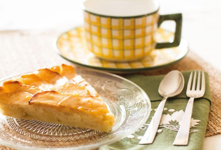 Tarta de Manzana, una receta tradicional deliciosa