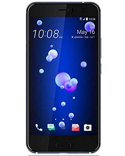 "HTC U11 Dual SIM (6GB, 128GB) Snapdragon 835, 5.5"" Inch 4G LTE Smartphone  https://topcellulardeals.com/product/htc-u11-dual-sim-6gb-128gb-snapdragon-835-5-5-inch-4g-lte-smartphone/  System: Android 7.1 with HTC Sense   Processor: 2.45 GHz / Octa Core / Qualcomm Snapdragon 835 Memory: Internal: 128 GB / RAM: 6 GB / Slot type: microSD / Max. slot capacity: 2 TB Display: 5.5″ / Quad HD / Resolution: 2560 x 1440 pixels   Camera: 12 MP / Flash: Dual Tone LED / BSI / Video:"