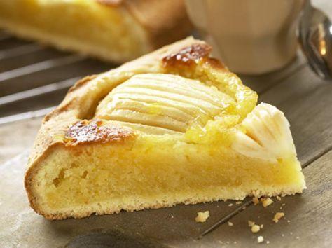appeltaart met amandel