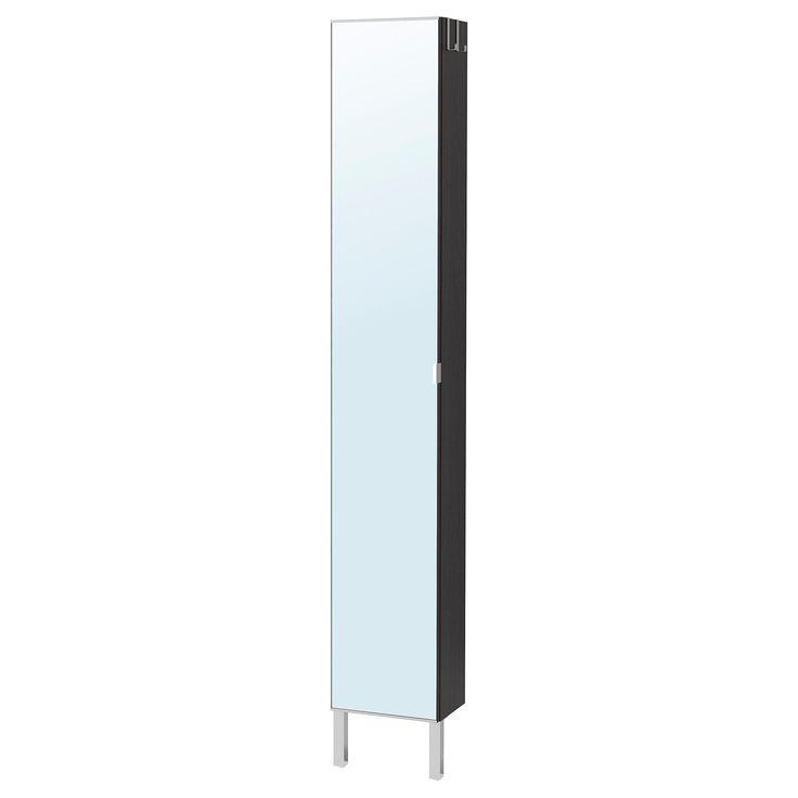 Pin On Highland, Tall Bathroom Cabinets Ikea