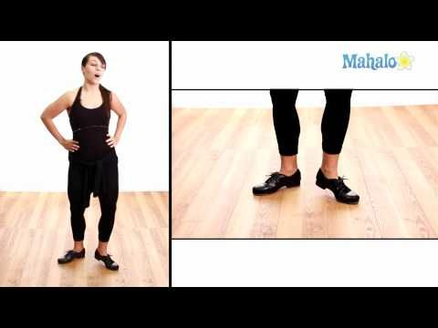 How to Tap Dance: Beginner Combination #2 - YouTube
