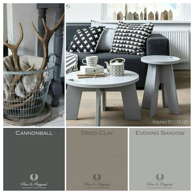 Friday inspiration #friday #inspiration #moodboard #limepaint #chalkpaint #pureandoriginal #interior #lifestyle #color #driftwood