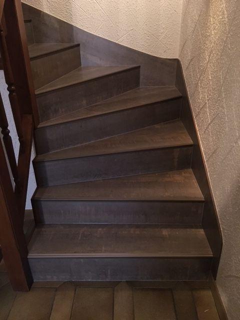 Более 25 лучших идей на тему «Habillage escalier béton» на ...
