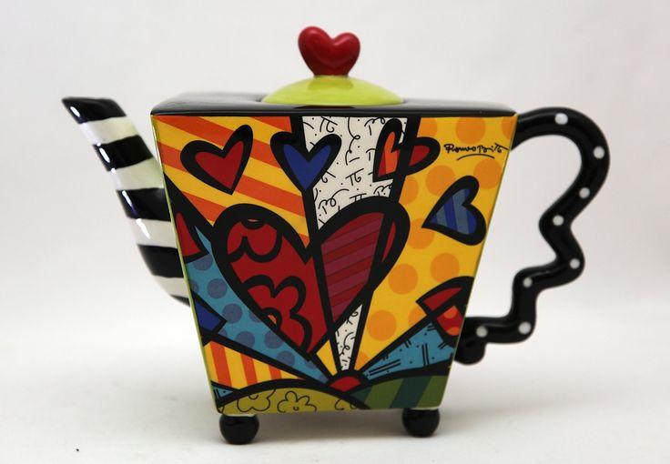 Teapot, bought in San Francisco