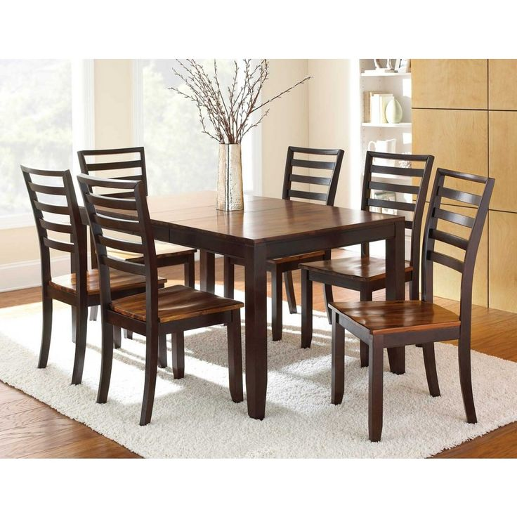 Steve Silver Abaco Dining Table Set