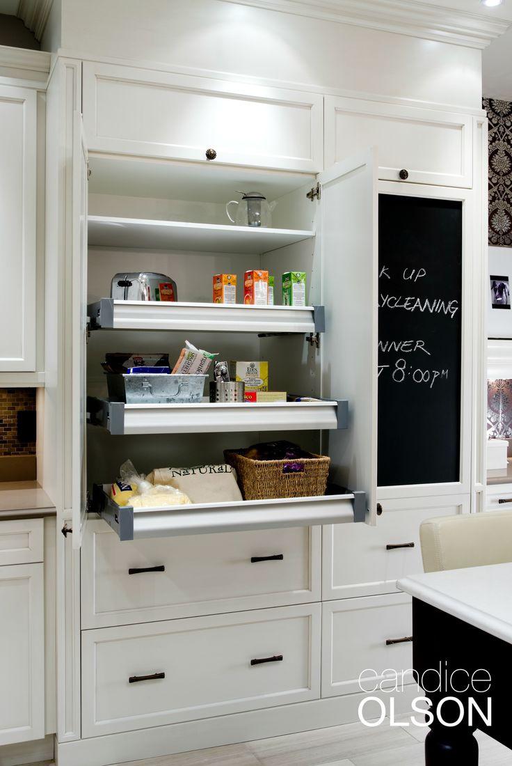 Kitchen Message Board