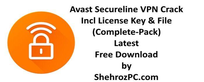 Avast Secureline Vpn Activation Key 2021