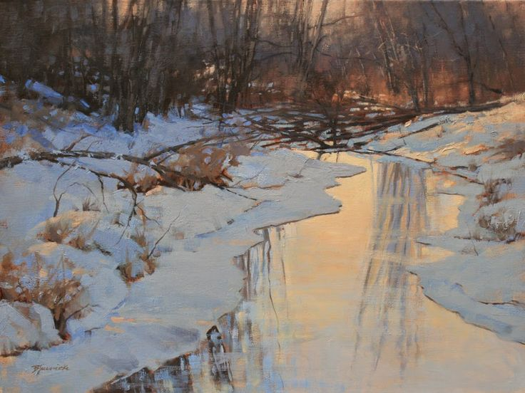 From the Easel of Barbara Jaenicke
