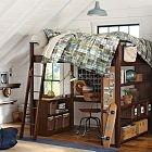 Sleep + Study Loft