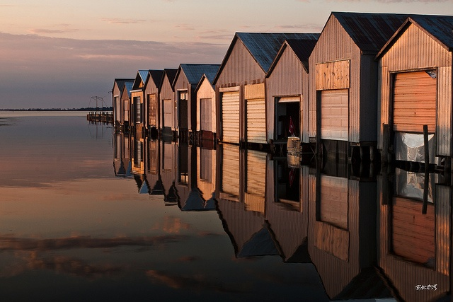 Port Rowan harbour in Norfolk County - on Long Point Bay, Lake Erie - http://www.norfolktourism.ca
