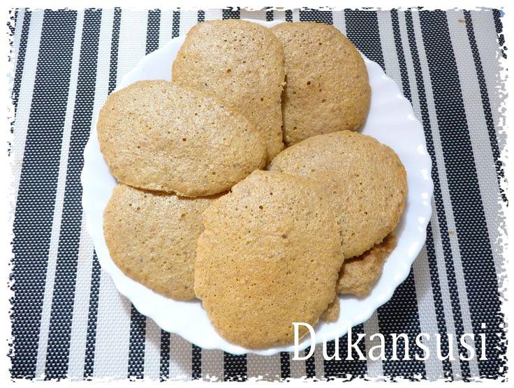 Recetas Dukan - Dukansusi: Galletas crujientes de linaza y anís Dukan ( desde Ataque)