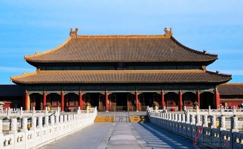 Beijing, China: The Forbidden City