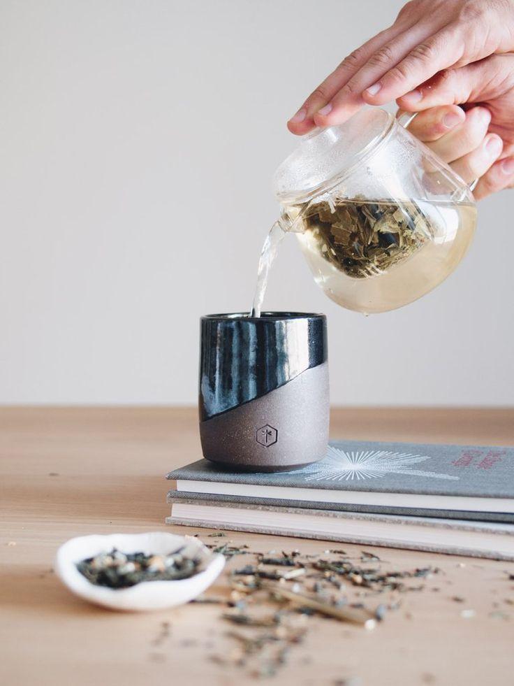 Endeavour Tea — Tropical Slice — Cocktail-inspired hand-blended loose leaf tisane