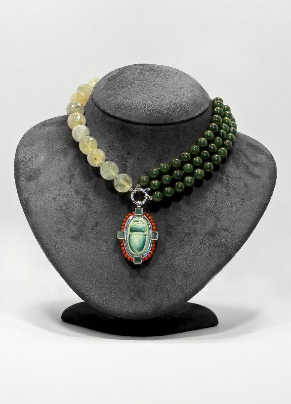 Très Oltre 25 fantastiche idee su Collana di smeraldi su Pinterest  DA57