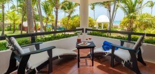 Hotels in Bavaro | Bavaro Princess Hotel | Room terrace views