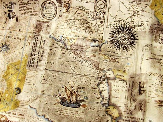 awesome world map fabric Images - Frompo