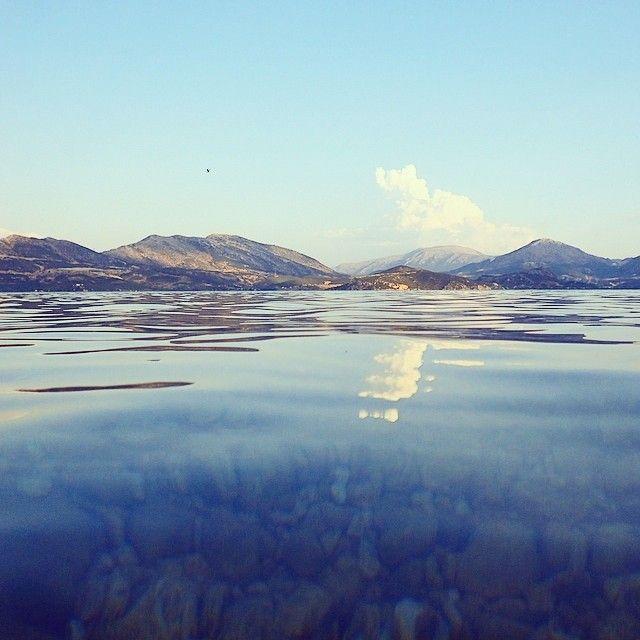 Eğirdir Gölü in Isparta, Isparta