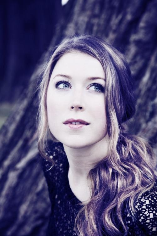 Hayley Westenra {Celtic Woman}  She has the most amazing voice too. Stellar!