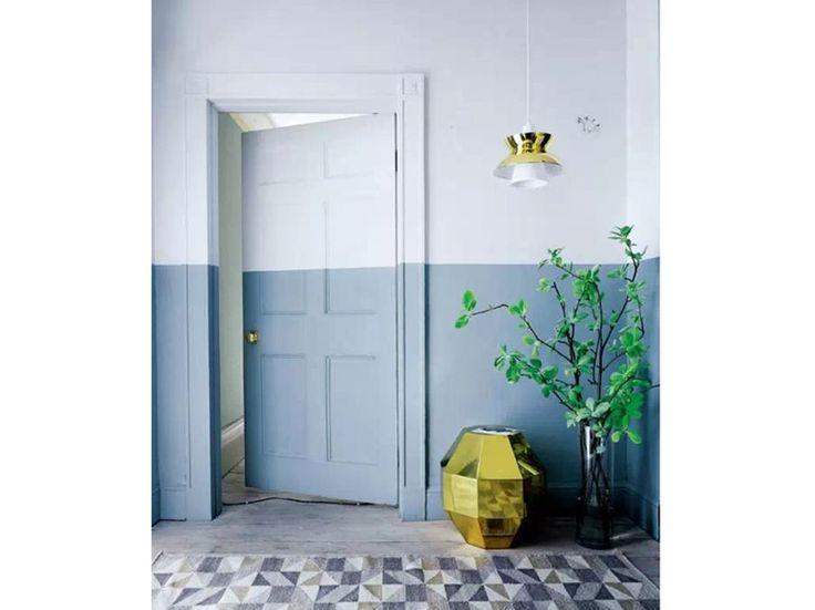 15 idee originali per colorare le pareti di casa