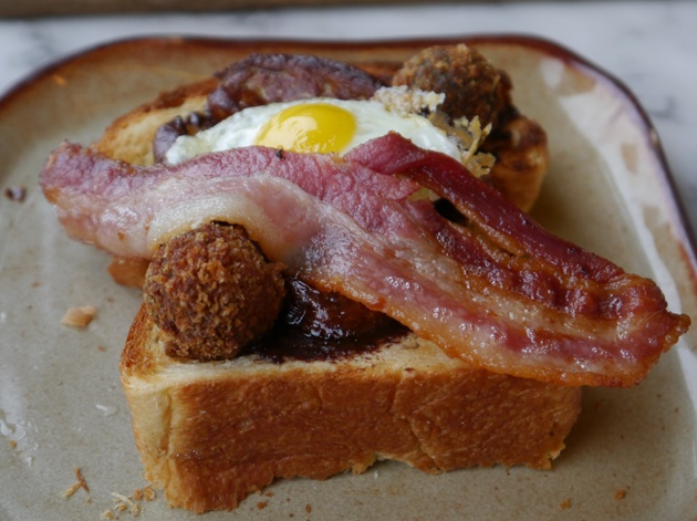Duck and Waffle review – breakfast at 600 feet