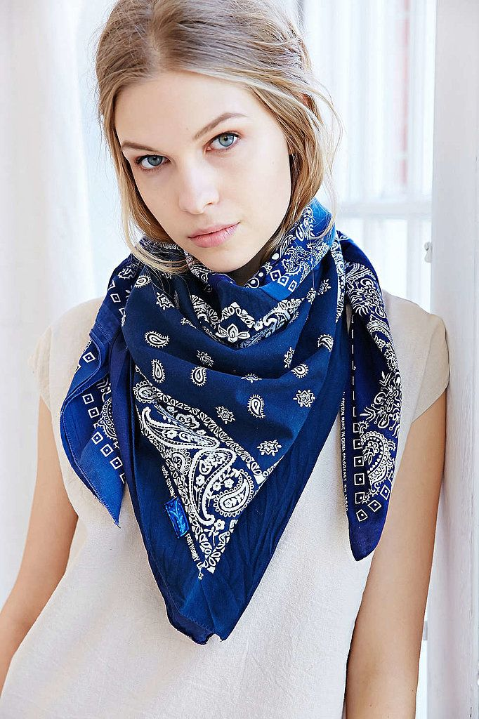 So, This Is How You Actually Pull Off the Bandanna Trend ...