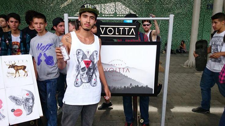 Voltta's Street Style www.voltta.com.co