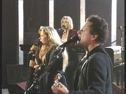 Fleetwood Mac - Go Your Own Way. This performance of Go Your Own Way was about 16 years ago, which was 20 years after Fleetwood Mac first performed it in 1977!  16 years later (2013), Fleetwood Mac is still doing concert tours.