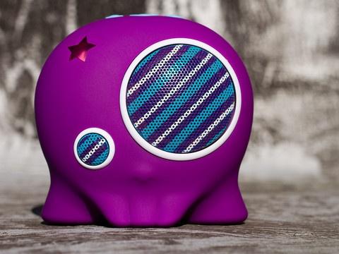 BB2 Purplex Purple - wireless speaker