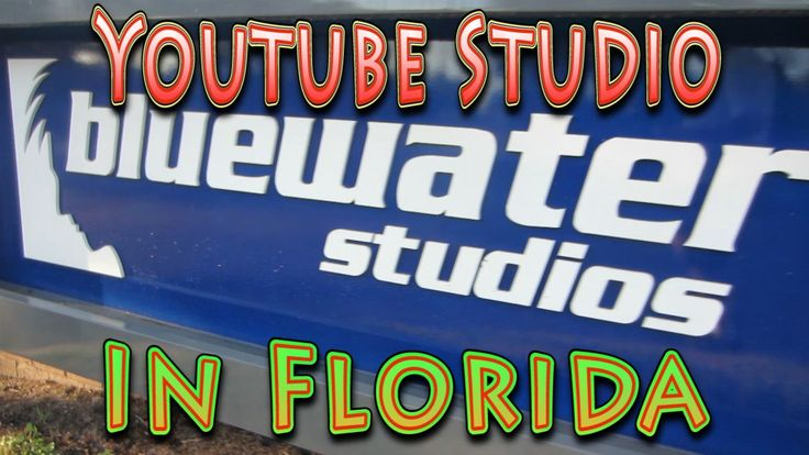 Bluewater Studios Youtube Space Florida W/ Freddie Wong!!! (11.07.2015)