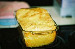 Colonial Williamsburg ~Christiana Campbell Tavern's Spoon Bread recipe! To die for!!!!!!