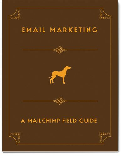 Email Marketing Field Guide - free booklet from MailChimp.com that describes email #marketing in simple, easy-to-understand language.
