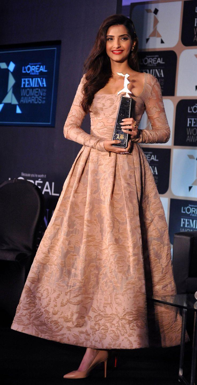 Meet Sonam Kapoor, the Ultraglamorous Style Star Straight From Bollywood